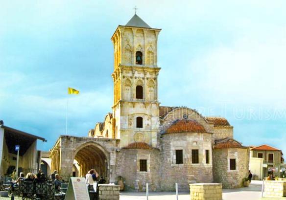Iglesia San Lázaro_Foto Turismo Chipre