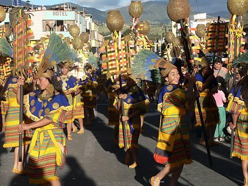 Carnaval Colombia© Investigacion de Carnaval - Universidad de Narino