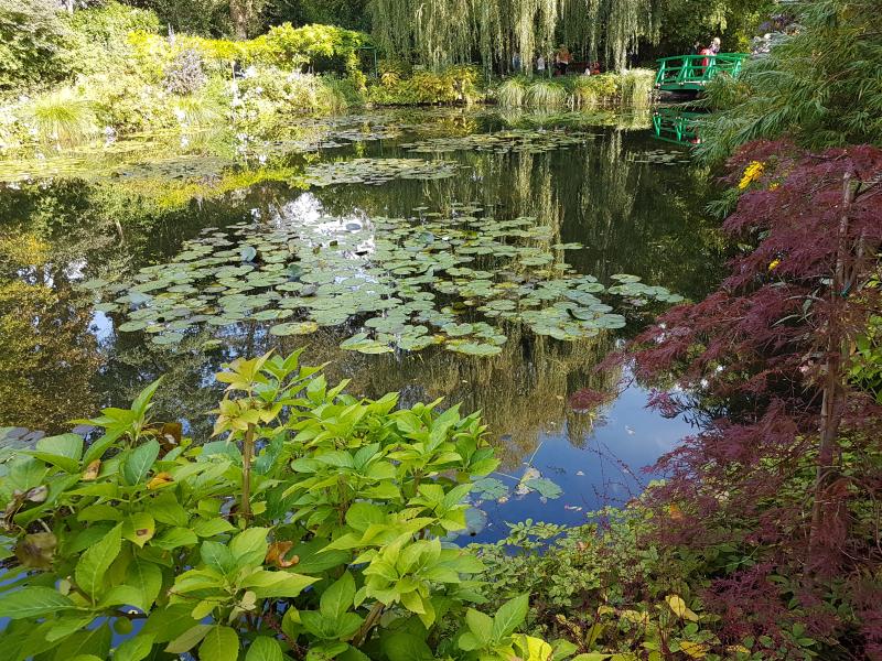 Jardines Giverny 3