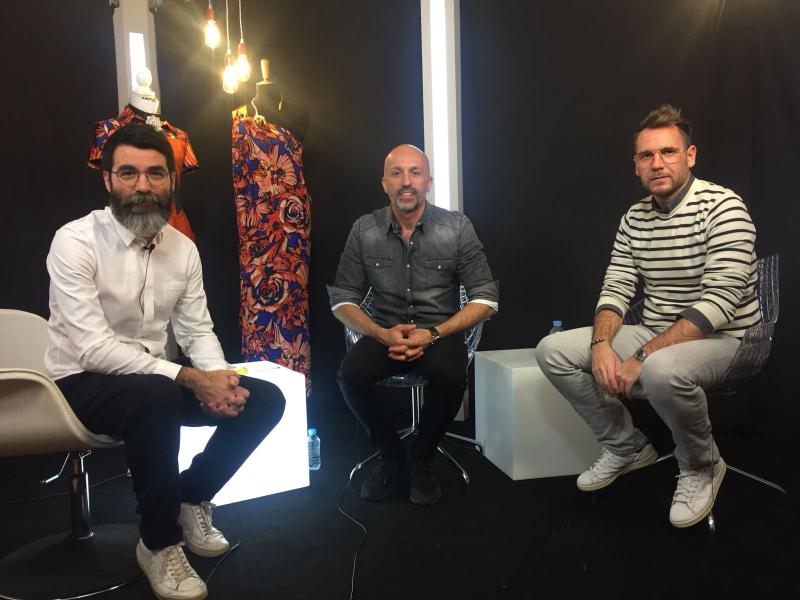 Rafael Muñoz entrevista a Alvarno