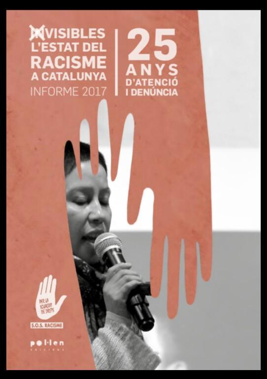 Foto Informe SOS Racisme