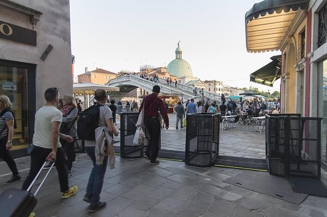 Tornos en Venecia_Foto EFE