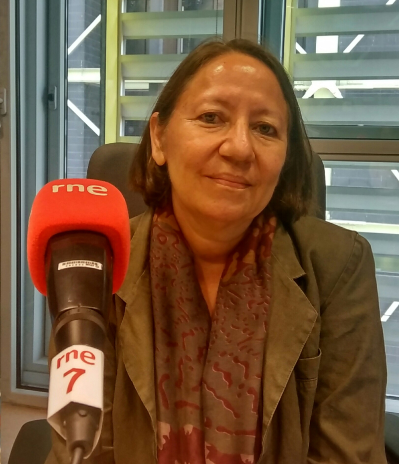 Mª Teresa Blandón