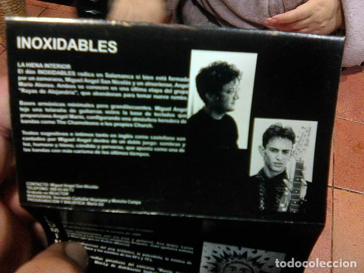 Inoxidables