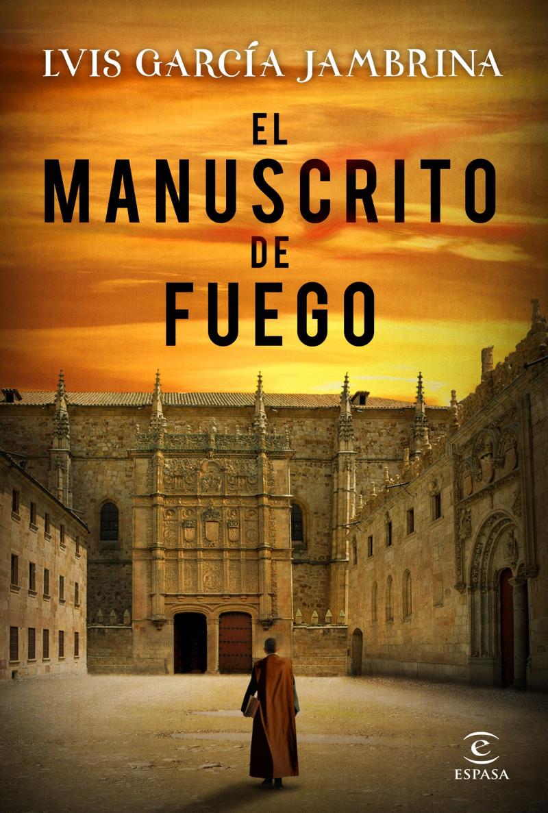 Portada libro Luis García Jambrina