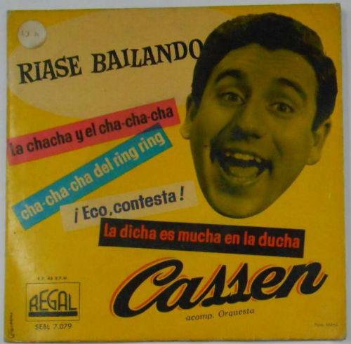 Cassen RIASE BAILANDO