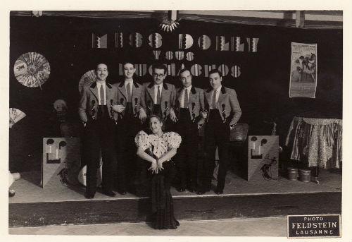 Miss Dolly y sus muchachos BLOG