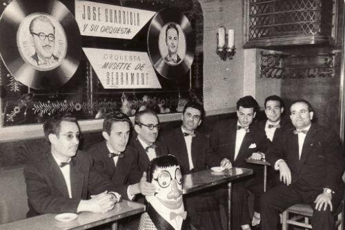 Bolero abril 1958 BLOG