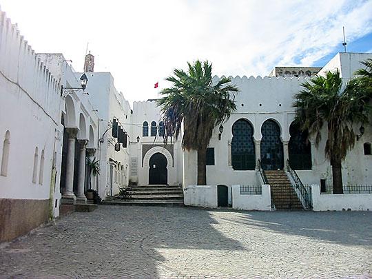 Kasbah-Sultan-palace-Tangier