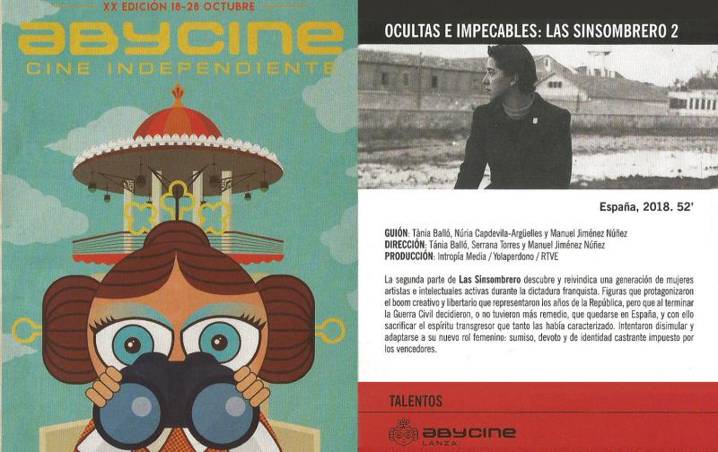 Catálogo abycine