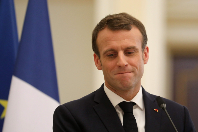 Macron_Foto_AFP_1BS9Z8