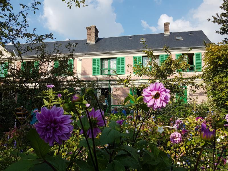 Giverny casa Monet Foto angelaGonzaloM