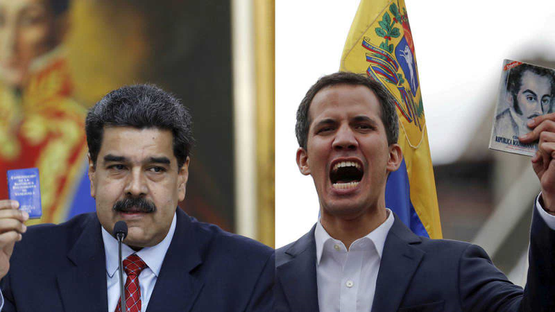 Maduro-Guaidó