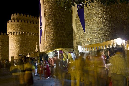 Mecado Medieval Avila_ Foto Avilaturismo