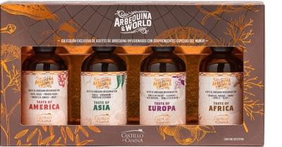 CAJA Arbequina&World