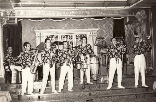 Orquesta Serramont agost 1955 BLOG