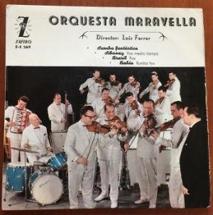 Orquesta Maravella 60s