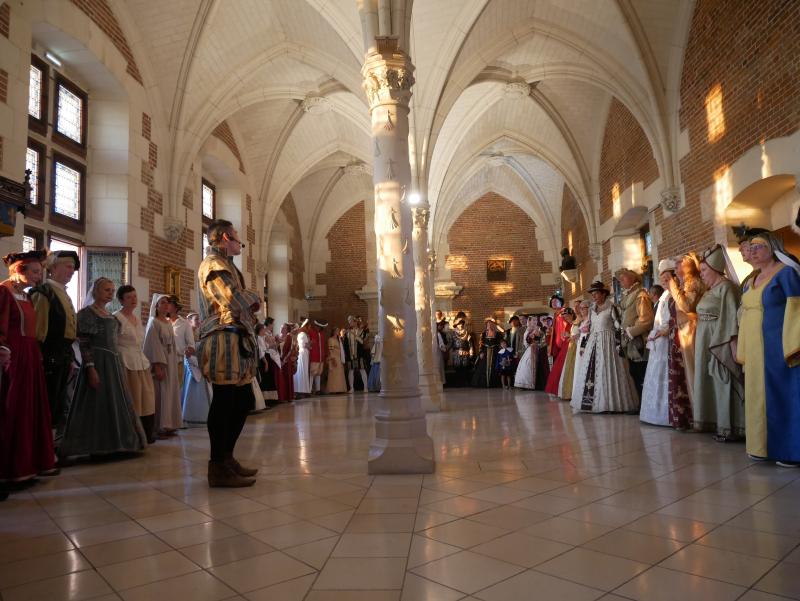 Château royal d_Amboise - Bal Renaissance ©VTreney_CRTCentreValdeLoire (2)