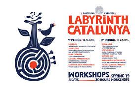 Cartell Labyrint Catalunya 2019