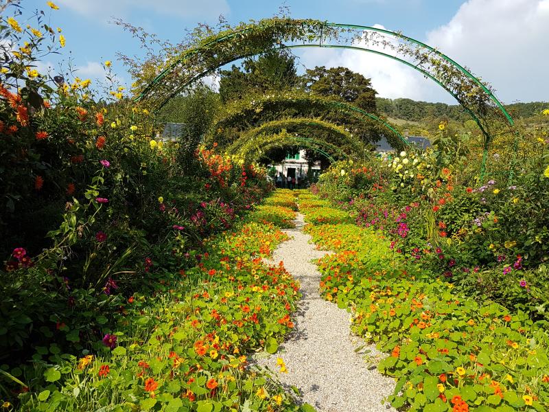 Giverny jardín Foto angelaGonzaloM