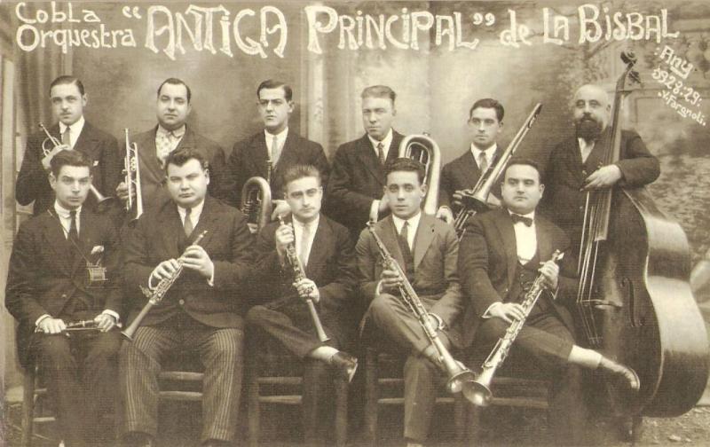 ANTIGA PRINCIPAL DE LA BISBAL_1928