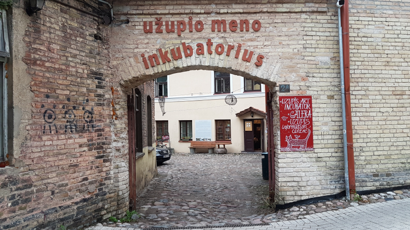 Uzupis - Vilnius