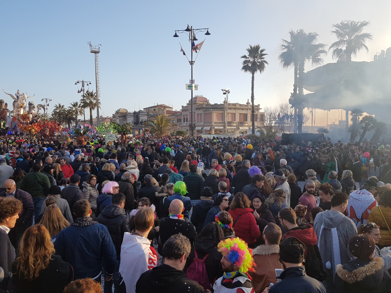 Carnaval Viareggo (1)