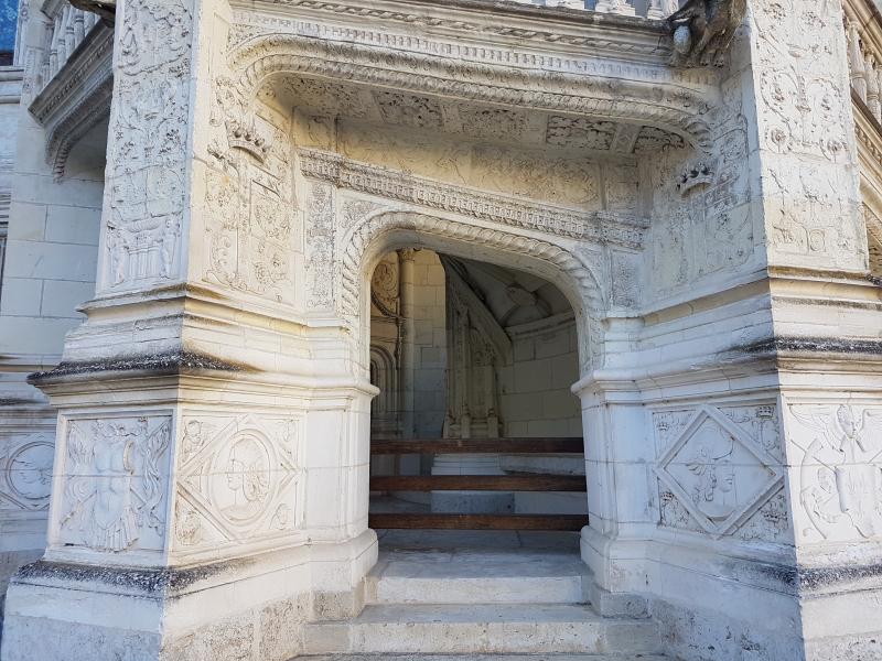 Escalera Blois @angelaGonzaloM