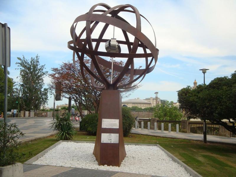 Milla Cero en Sevilla - Foto Juanogmir