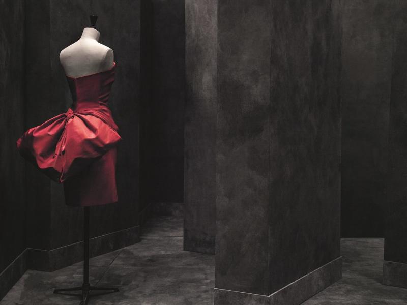 Vestido de coctel de Pertegaz