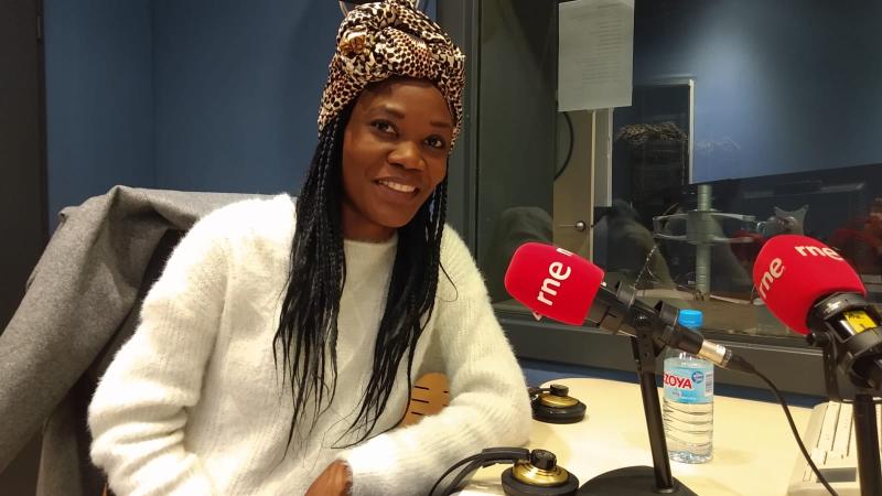 Sonia Mankongo