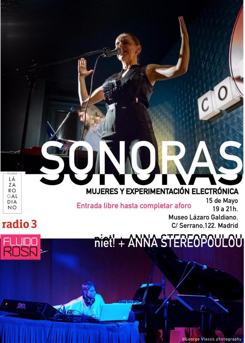 SONORAS MADRID 1