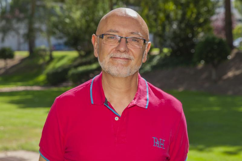 Enrique Pérez  realizador en Pueblo de Dios