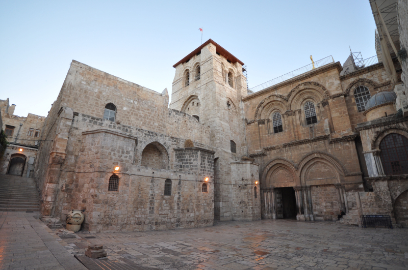 The_Church_of_the_Holy_Sepulchre-Jerusalem