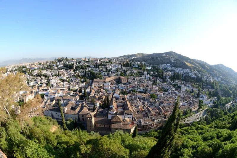 Albaicin y Alhambra