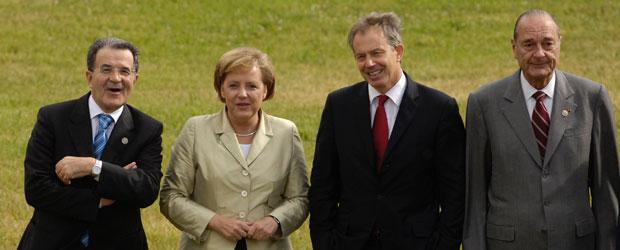 Cumbre UE 2007