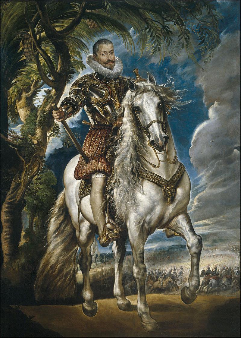 Retrato_ecuestre_del_duque_de_Lerma_(Rubens) Wikipedia