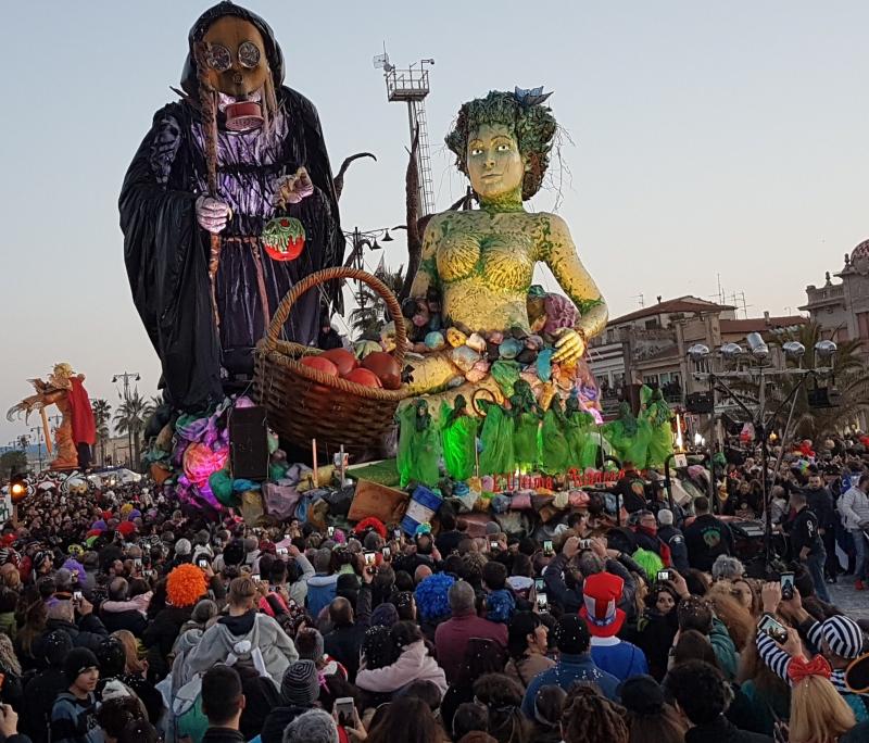 Carnaval Viareggio - Foto angelaGonzaloM