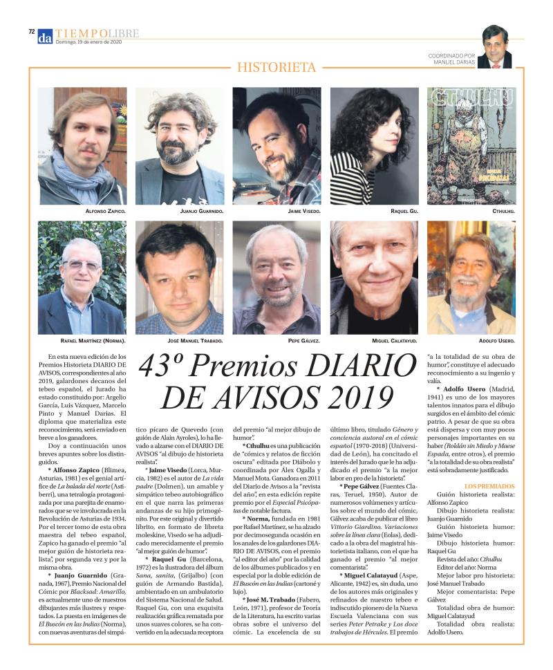 2173 43º Premios Diario de Avisos 2019 (1)