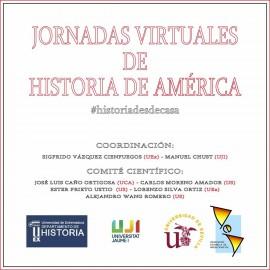 Jornadas virtuales historia de américa