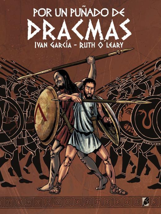 Portada-por-un-puñado-de-dracmas-cómic-grecia