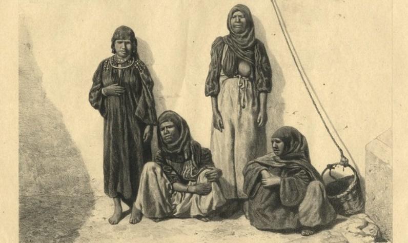 Mujeres Sudán