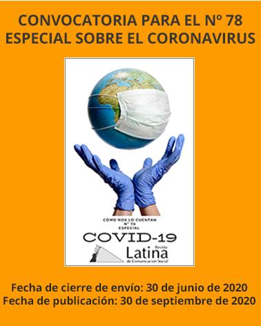 Convocatoria covid-19