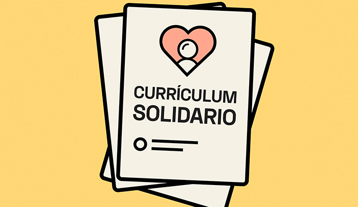 CURRICULUM SOLIDARIO