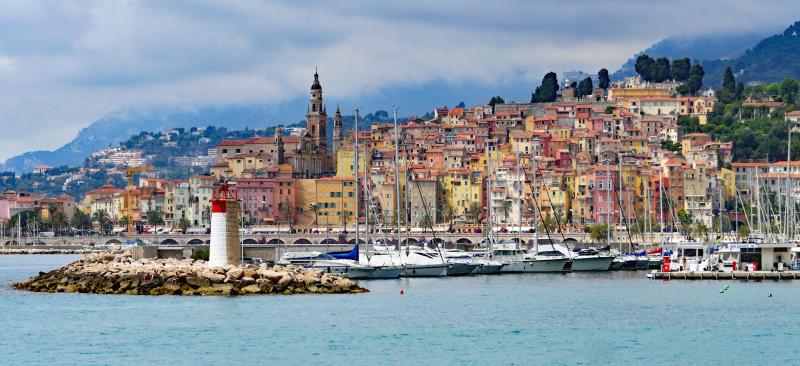 Côte d'Azur  menton-1547494