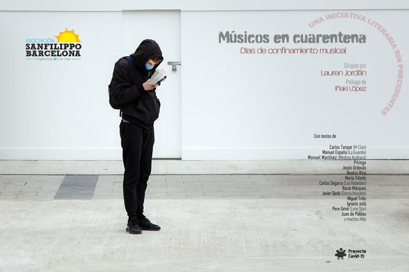 Musicos cuarentena