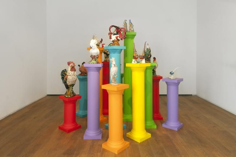 2011-Shrine-Online-15-fiberglass-cast-pedestals-with-porcelain-figurines-dimensions-varible-1-scaled