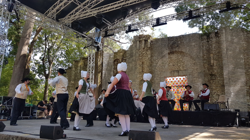 Baile tradicional Occitania