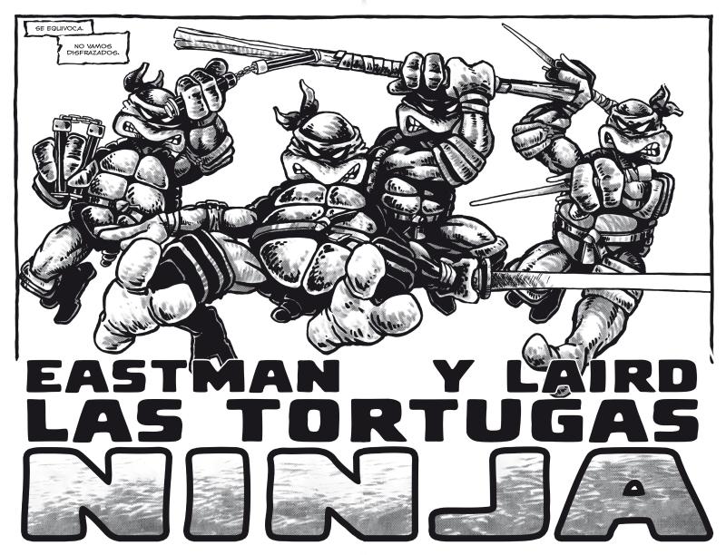 Las Tortugas Ninja - La serie original vol. 1 (1)