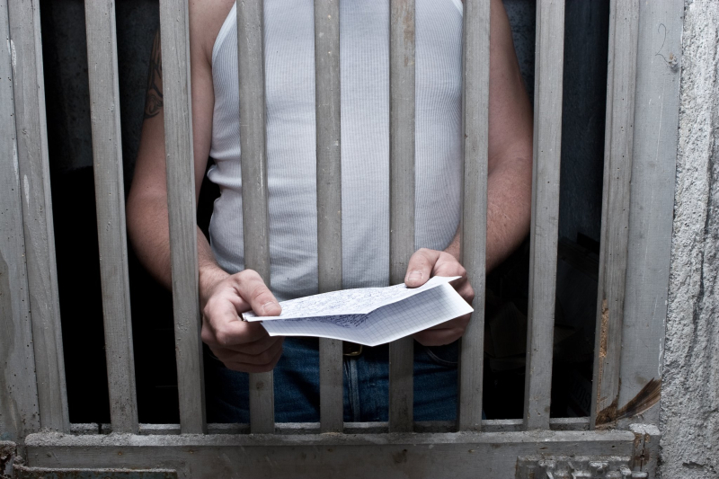 Carta cárcel